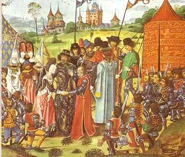 Le_mariage_d27Henri_V_et_de_Catherine_de_France_en_1420